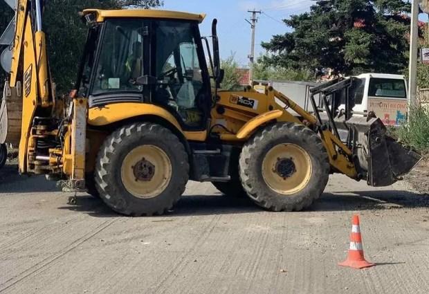 На дорогах Крыма ведутся масштабные работы по реконструкции дорожного полотна
