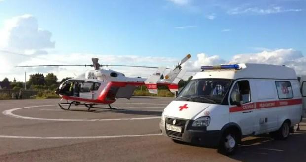 """В Крыму развивают санитарную авиацию. Скоро построят 20 вертолетных площадок для """"Скорой помощи"""""""