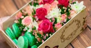 Почему букет в коробке - лучший подарок на любой праздник?