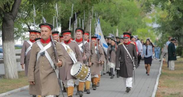 12-13 сентября в Севастополе - Международный военно-исторический фестиваль «Русская Троя»