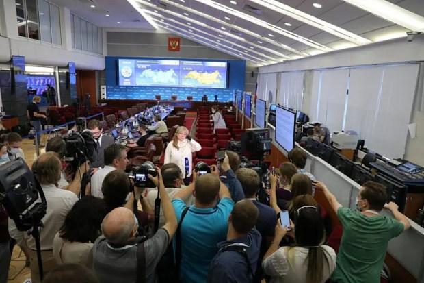Центризбирком подкорректирует результаты по Севастополю: есть нарушения