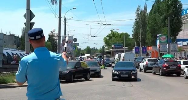 На выходных в Керчи поймали 9 пьяных водителей