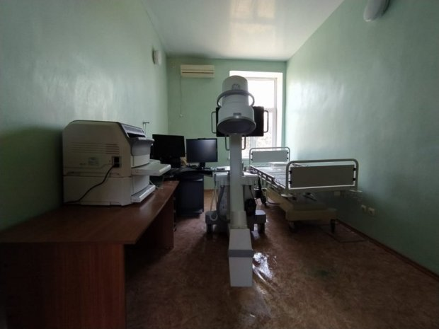В севастопольской горбольнице № 4 - новое оборудование. Установят после ремонта здания