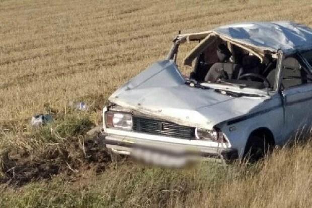 Смертельное ДТП на дороге «Черноморское – Раздольное»