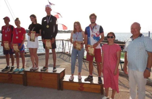 Севастополь принял чемпионат ЮФО по парусному спорту. Во второй раз