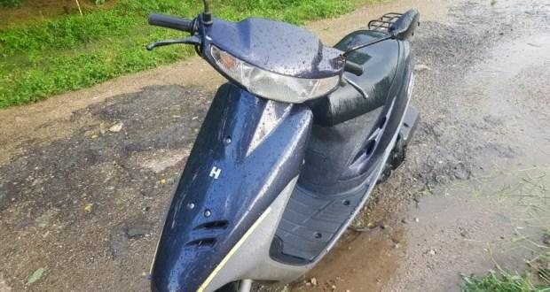 «Двухколесные» чудят: в Красногвардейском районе столкнулись мотоцикл и мопед