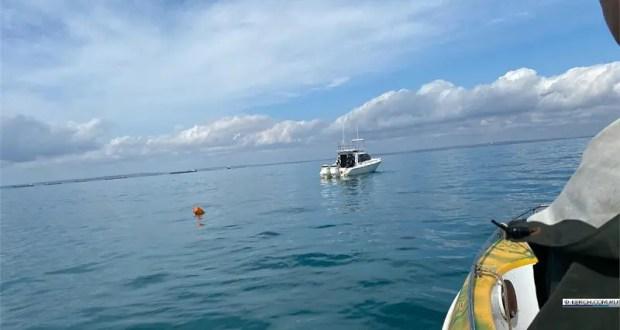 Бронемашину, затонувшую в Керченском проливе, так и не подняли со дна. Потому что не нашли