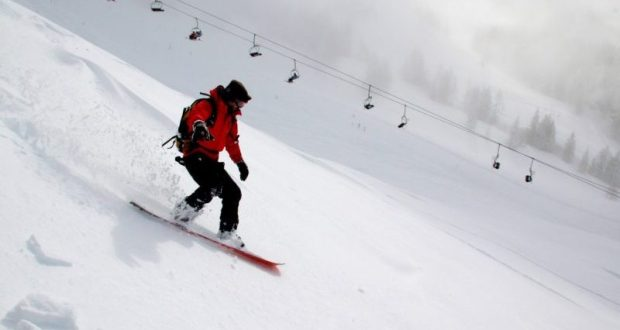Горнолыжного курорта на плато Ай-Петри не будет, но лыжный парк возможно