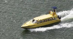 """В Ялте раздумывают о создании """"морского такси"""""""