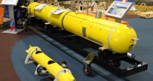 В Черном море испытывают робототехнические комплексы подводного мониторинга