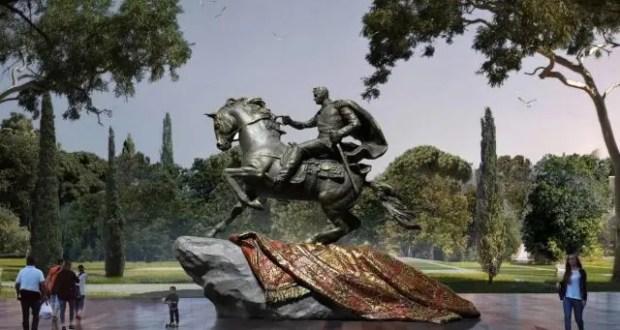 В Феодосии памятник генералу Петру Котляревскому установят в этом году