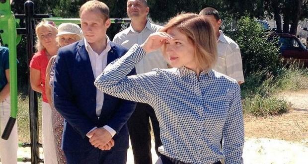 Наталья Поклонская хочет ввести в Феодосию спецназ. Для наведения порядка