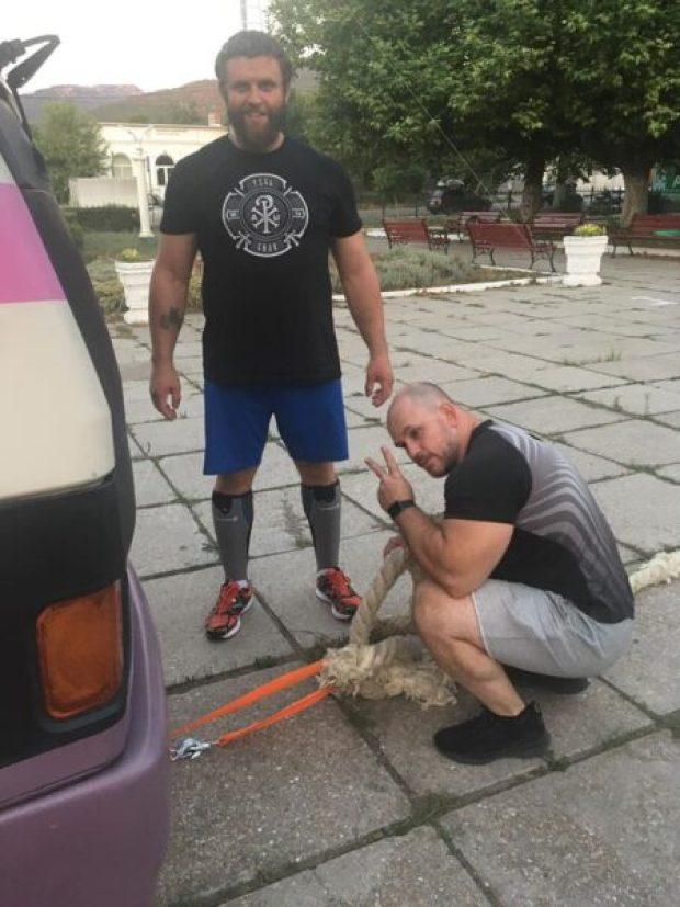 В эту субботу в Орлином, под Севастополем – яркий фестиваль «Крымская жара». «Доброволец» приглашает
