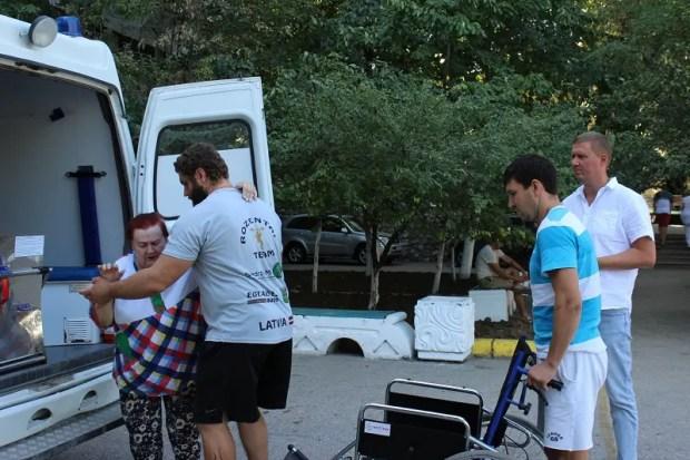 Спортсмены – во благо Севастополя: как «Доброволец» объединил Здоровые силы