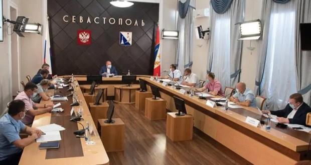 В Севастополе введут в эксплуатацию еще три проблемных объекта
