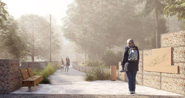 Зоны отдыха, смотровые площадки и отели для насекомых. В Алупке реконструируют парк им. Годлевского
