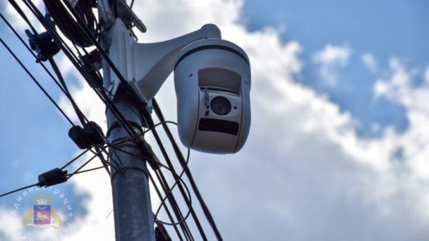 """В Ялте в рамках проекта """"Умный город"""" установлено почти 200 камер видеонаблюдения"""