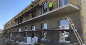 В Бахчисарайском районе строят здание для дошкольной организации. Цена вопроса - 151 млн рублей