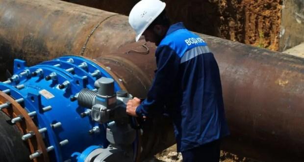 Официально: вводится поэтапное ограничение водоснабжения Симферополя