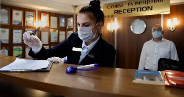 Крымские отели в основном соблюдают рекомендации Роспотребнадзора, но нарушения есть
