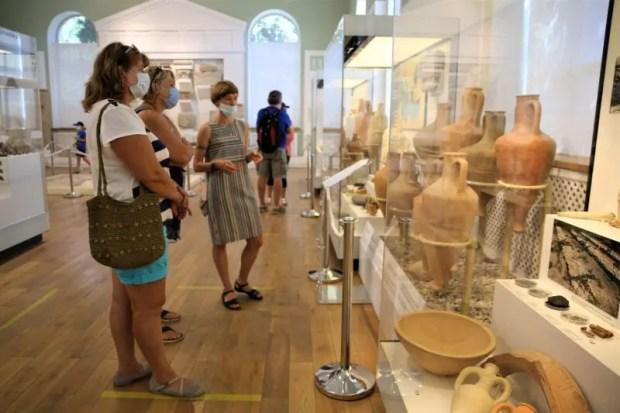 В Херсонесе Таврическом отпраздновали День археолога