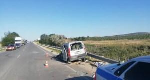 Смертельное ДТП на трассе «Симферополь – Феодосия». И снова столкновение с КАМАЗом