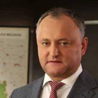 Президент Молдавии (не) отдыхал в Крыму. Нужное – подчеркнуть