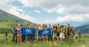 Студенты и аспиранты из Крыма стали организаторами волонтерских школ на Кавказе