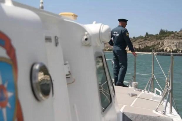 На дне Севастопольской бухты обнаружили склад боеприпасов