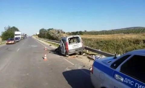 Это какая-то «фронтовая сводка»: за неделю на дорогах Крыма погибло 6, ранено 58 человек