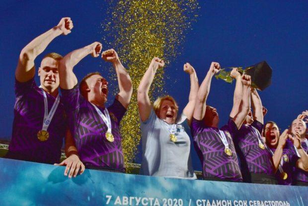 В Севастополе завершился Кубок Главнокомандующего Военно-Морским Флотом по регби-7