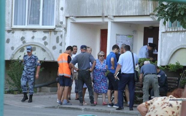 Женщина, получившая сильные ожоги при взрыве газа в керченской многоэтажке, скончалась в больнице