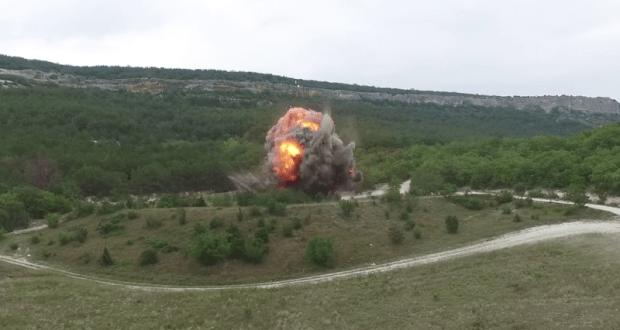 Севастопольские пиротехники МЧС уничтожили в 2020 году более 700 взрывоопасных предметов