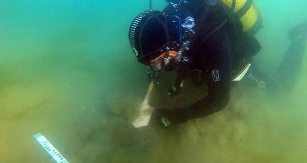 В Керченском проливе обнаружен затонувший в ХIХ веке военный парусник