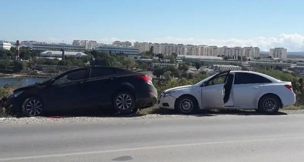 В Севастополе на прошлой неделе в 22 ДТП погибли 2 человека, еще 25 получили травмы