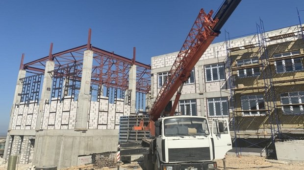 В Крыму провели рейды по стройобъектам, включенным в региональные проекты