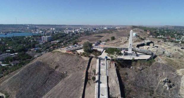 Минкурортов Крыма предупреждает об ограничении движения экскурсионного транспорта на гору Митридат