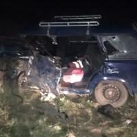 ДТП в Сакском районе: лобовое столкновение «Ауди» и «Жигулей»