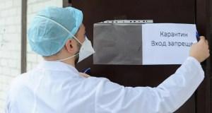 В Симферополе на карантин по коронавирусу закрыта молочная кухня