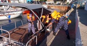 В море у горы Аю-Даг перевернулся каяк с туристами из Томска