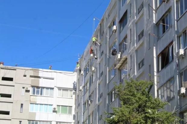 В Севастополе за счет средств федерального бюджета отремонтируют еще 24 многоквартирных дома