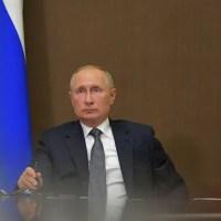 Президент поручил проработать проекты развития дорог на Черноморское побережье