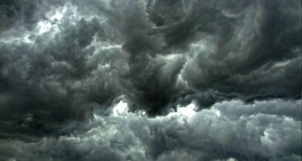 Над Крымом - циклон. Погода?