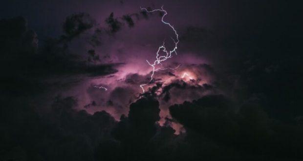 Грозовые дожди и ветер - погода в Крыму