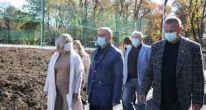 Спикер Госсовета Крыма Владимир Константинов проверил социальные объекты Симферопольского района