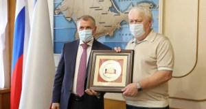Крым и Калининград обсудили сотрудничество в области военно-патриотического воспитания молодежи