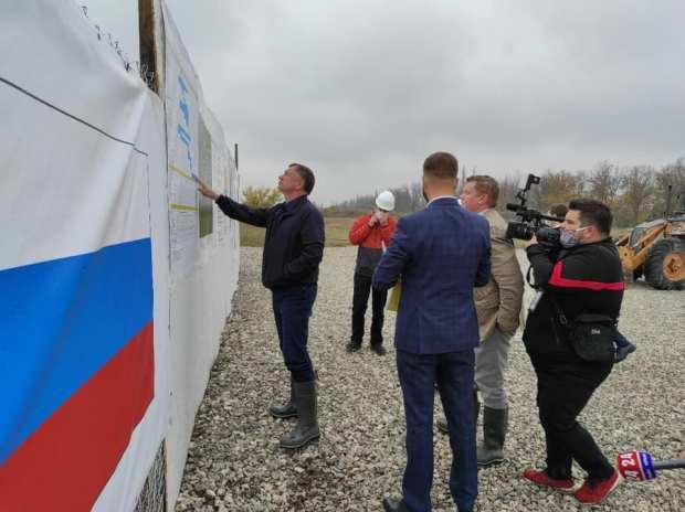 Вице-премьер РФ Марат Хуснуллин – о ключевых вопросах водоснабжения Крыма