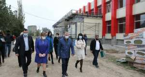 Программа благоустройства общественных территорий в селах Крыма набирает обороты