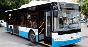 «Крымтроллейбус»: с 1 ноября посадка в общественный транспорт – только через переднюю дверь