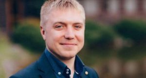Андрей Сергеевич Андреев на страже Соломенского района